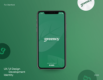Greency carbon tracking App
