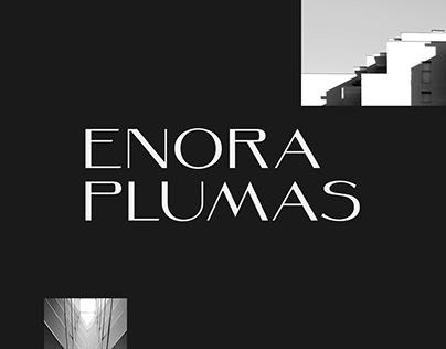 Enora Plumas - Website Design