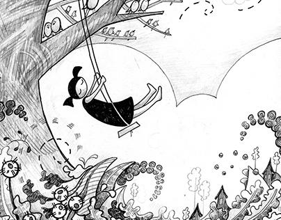 Fly Away Comic