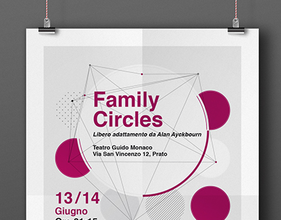 Family Circles - Theater Poster
