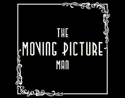 The Moving Picture Man - Website and Promo