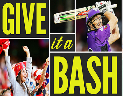 Big Bash League 'Give it a Bash'