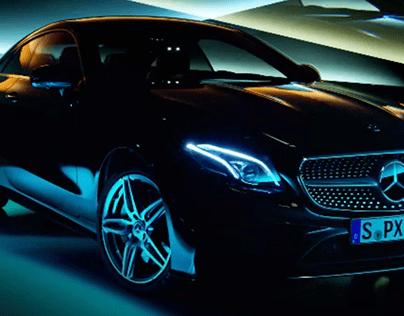 Mercedes E 350 Coupé