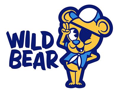 Wild Bear Pin Series