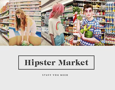 Hipster Market