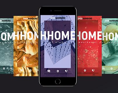 HHOME Adobe XD Icon Contest