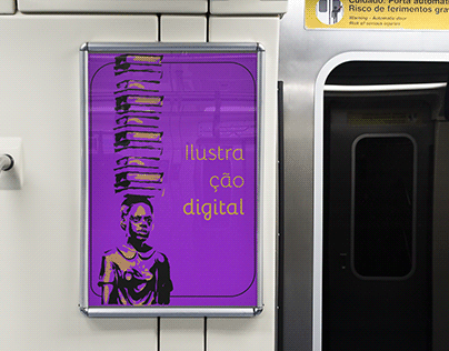 Ilustração Digital | Curso Um estudo decolonial