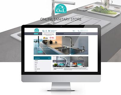 Online Sanitary Store