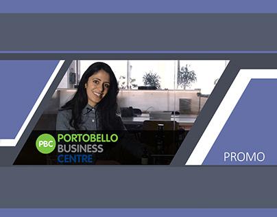 Portobello Business Centre Promo