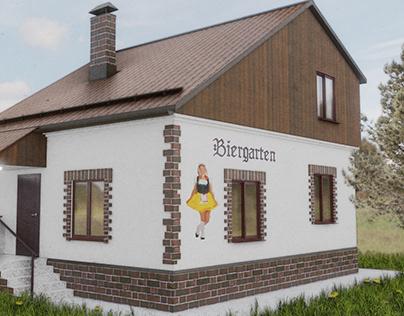 Simple Bavarian House