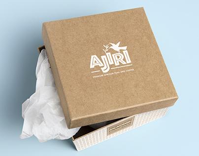 Ajiri Gift Box Design