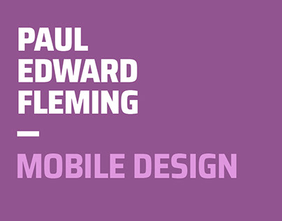 Mobile Apps & Responsive Design
