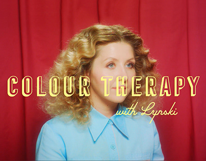 Colour Therapy series with Lynski