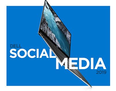 Dell Social Media - 2019