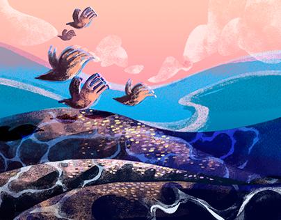 Sea Sway