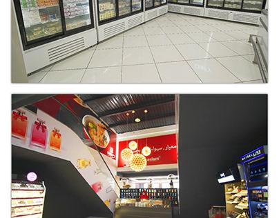 Aslam Supermarket Design by Hiline