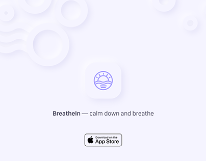 BreatheIn - Calm Down and Breathe