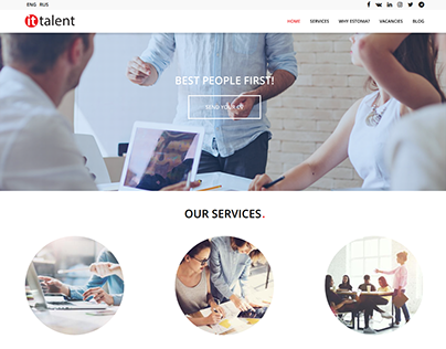IT Talent team specialises in global IT recruitment