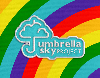 Branding Umbrella Sky Project