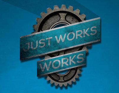 Just Works // Website