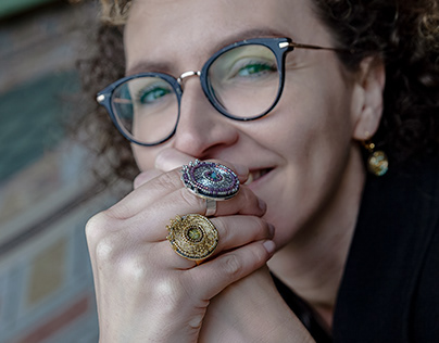 photo editorial, ooliku jewelry winter collection 18/19