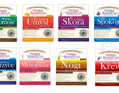 Herbal Benedictus Dietary Supplement Design