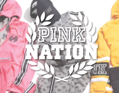 PINK NATION CAPSULE COLLECTION