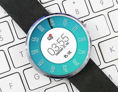 Brilliant Themes Watch Face - Android Wear