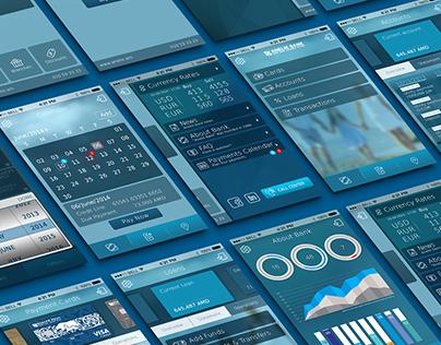 Anelik Mobile Banking| UI/UX design