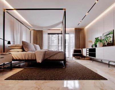 CGI - BEDROOM CLEAN