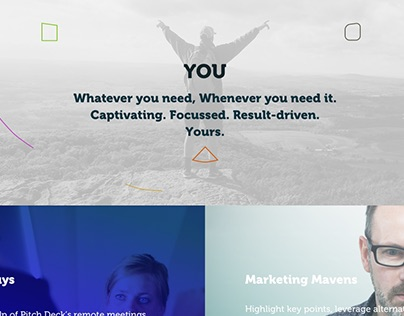 PITCHdeck Redesign