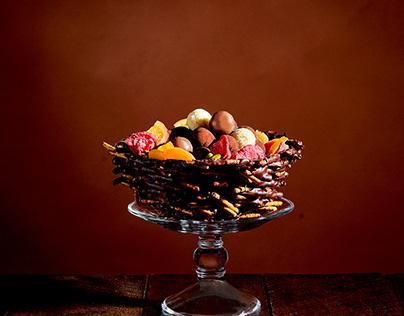 Chocolate Basket Animation