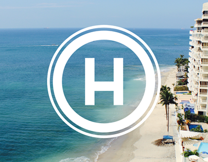 H — Logodesign