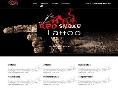Red Smoke Tatto