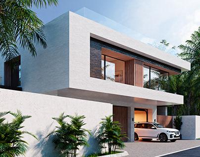 Villa in Miami, FL
