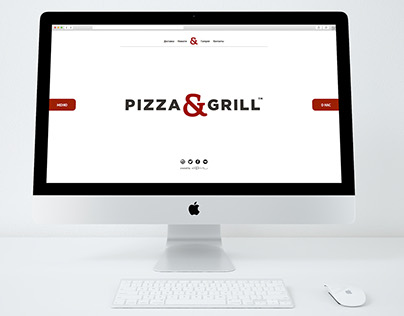 Site for a chain of restaurants Pizza&Grill