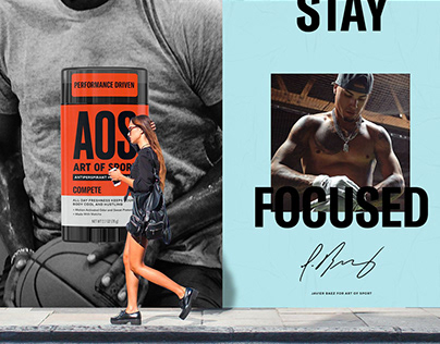 Art of Sport Branding & Website