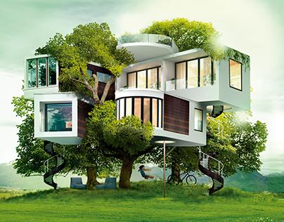 Dream a house