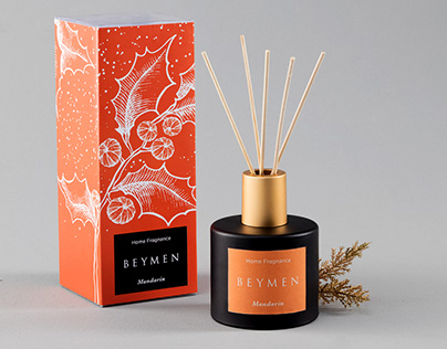 Beymen Home Fragnance Packaging
