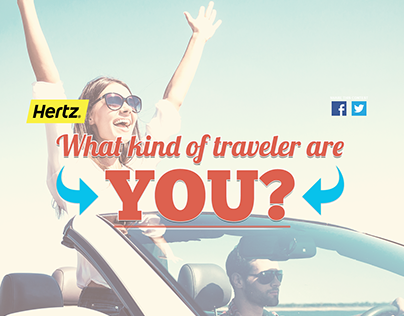 Hertz What Kind of Traveler are You?