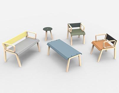 Urge (Knock-Down furniture)