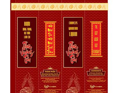 Wine Packaging - Thiết Kế Bao Bì Đựng Rượu - 10q.vn
