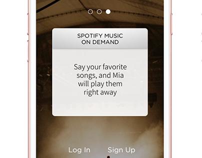 OTD / Voice Navigation App
