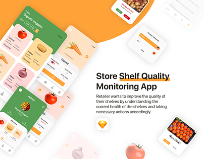 Store Shelf Quality Monitoring App!