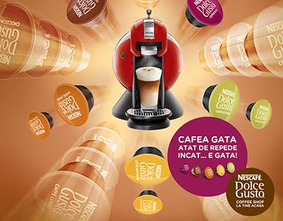 PRINT - Nescafe Dolce Gusto