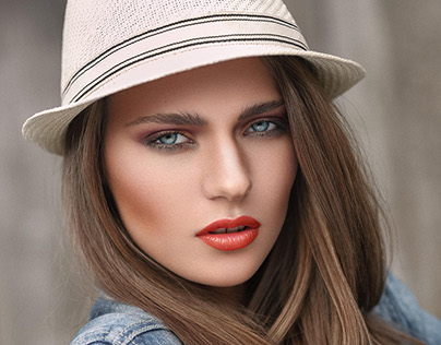 White Hat Lifestyle Retouch