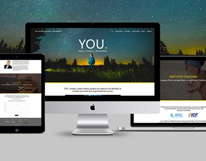 YOU. Development Website & Brand Appraisal