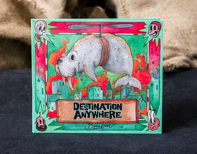 ARTWORK // DESTINATION ANYWHERE