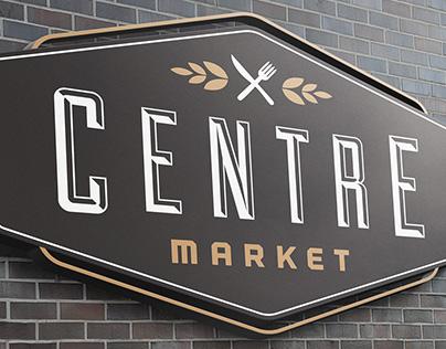 Centre Market Brand Identity