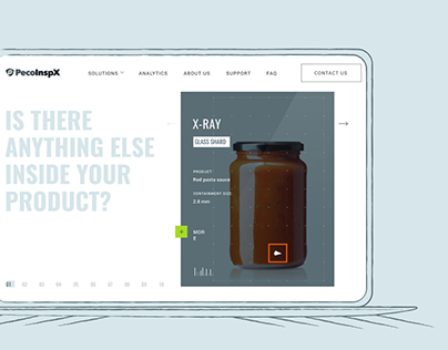Custom Web Portal